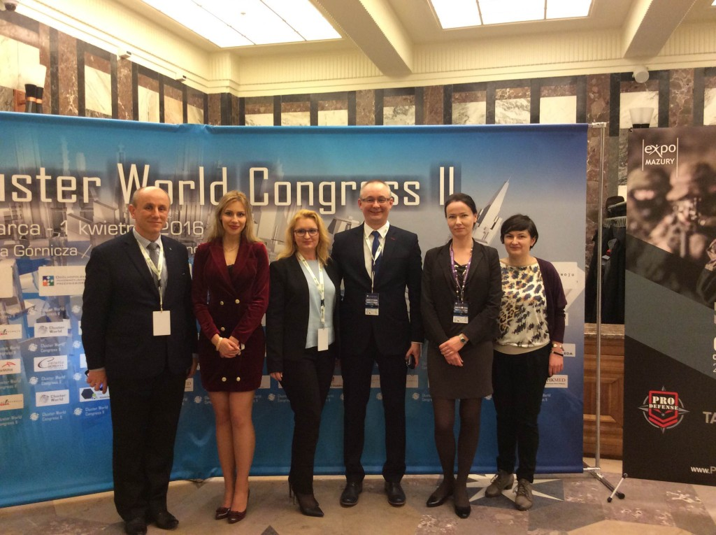 Cluster World Congress